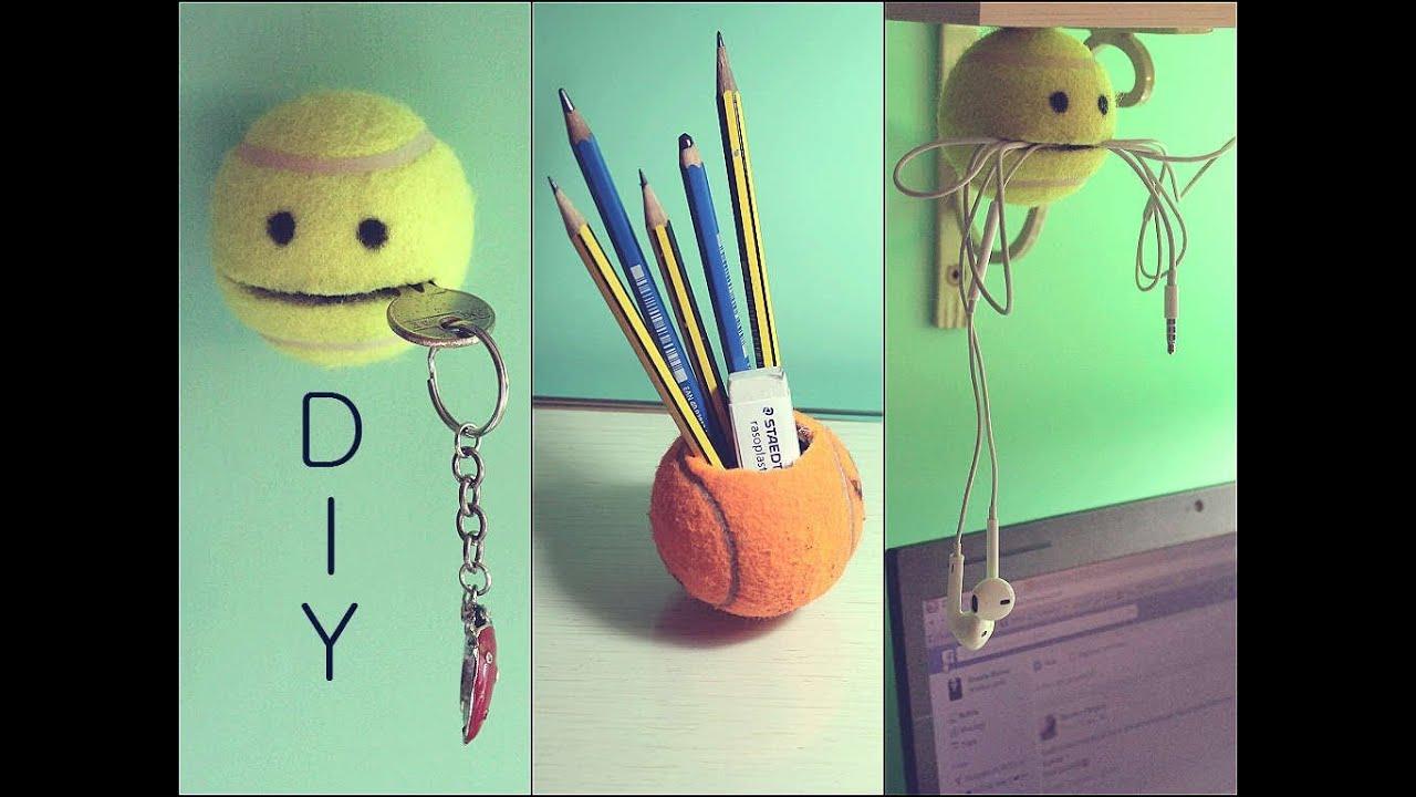 Tennis Craft Ideas