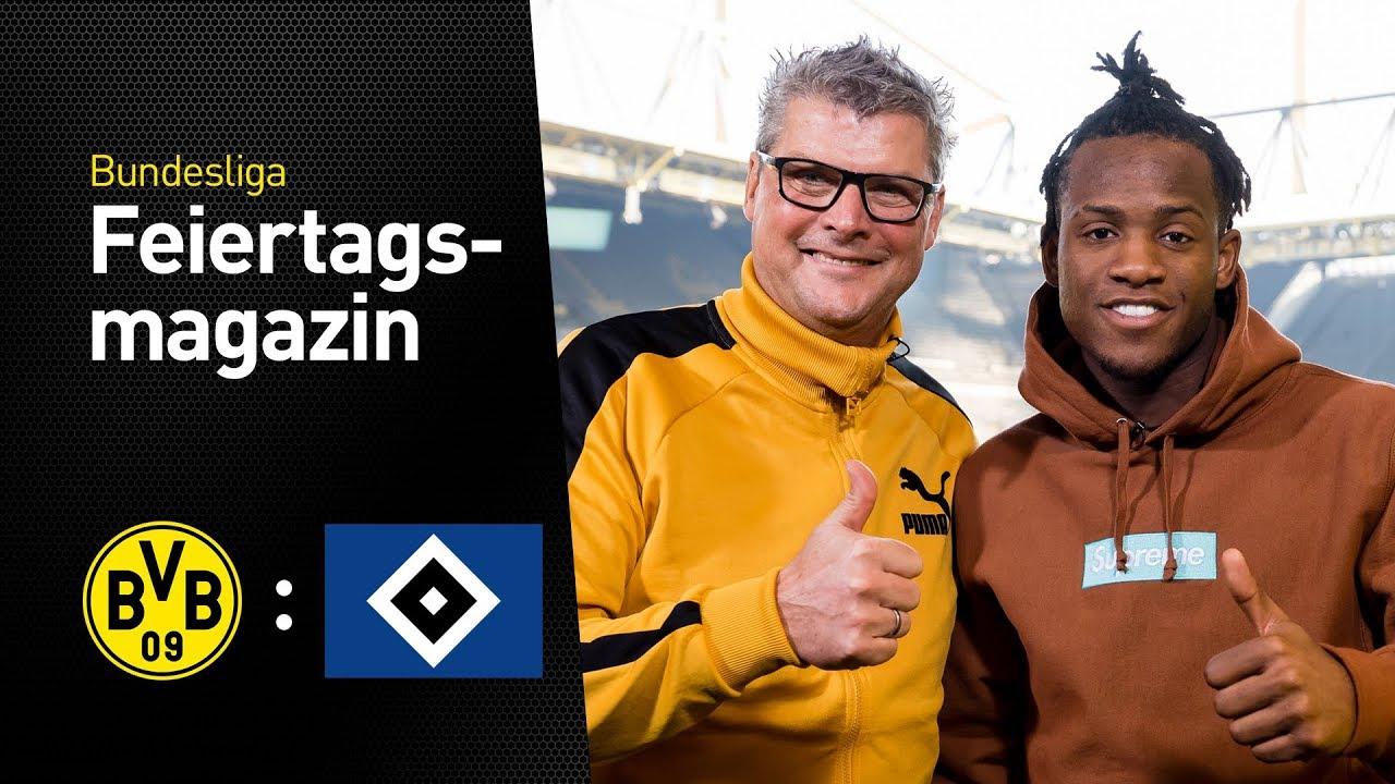 Das BVB total!-Feiertagsmagazin mit Michy Batshuayi |BVB - Hamburger SV