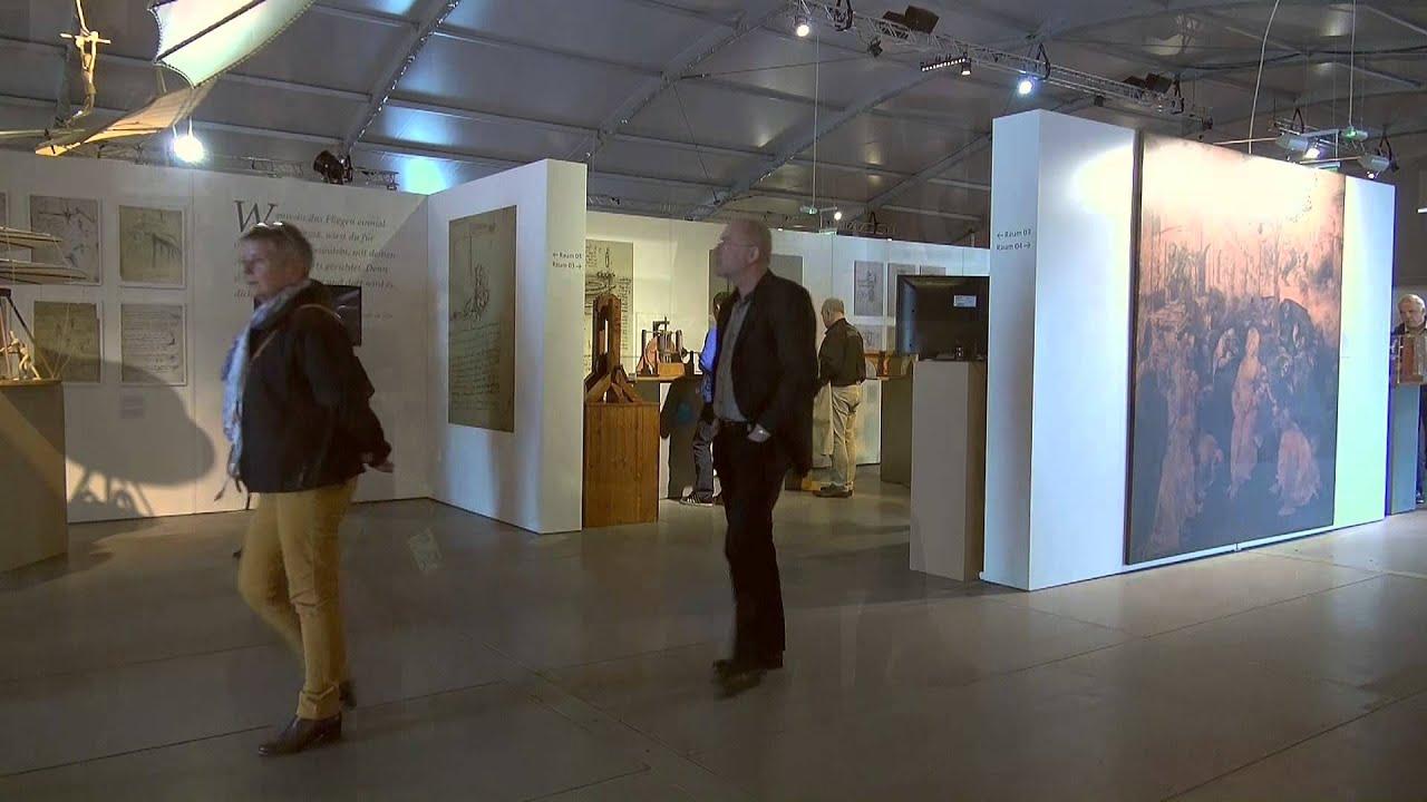 Da Vinci Ausstellung