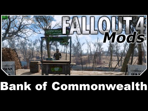 Fallout 4 Mods - BanCo - Bank of Commonwealth