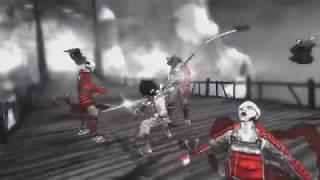 Скачать Перепрохождение Afro Samurai на Xbox360 режем всех в капусту часть 6 На сложном