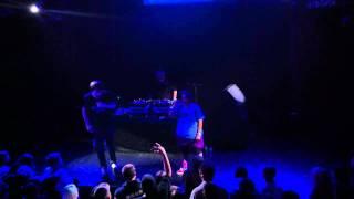 Aesop Rock and Kimya Dawson- Bats! live