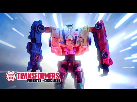 Transformers: Robots in Disguise - 'Team Combiners' Official Stop Motion Video