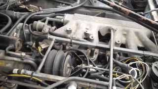 Moteur v12 5.3 jaguar