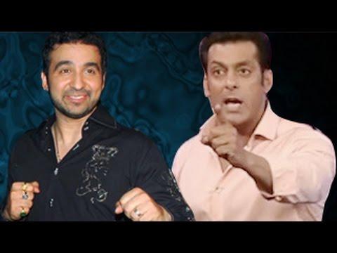 Watch: Raj Kundra takes a dig at Salman Khan, slams him poor