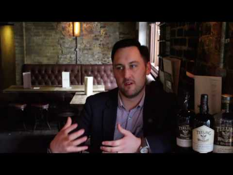 Kevin Hurley - Teeling Whiskey - Whiskey Wednesday Interview - The Sun Tavern - Part 2