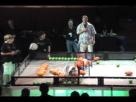 Green Egg Robotics, Fred III's Clean Sweep Highlights ...