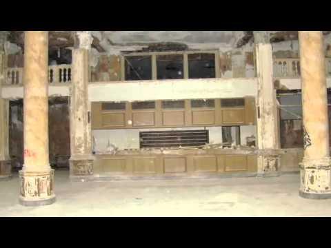 Under the Radar Michigan - The Durant Hotel Flint, MI