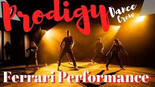 Prodigy Dance Crew Performance at Ferrari SF90 Car Reveal 2019