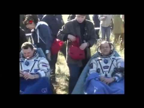 Welcome Back, Expedition 35!