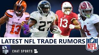 NFL Trade Rumors On OBJ, Fournette, Joe Thuney, Christian Kirk, 2020 NFL Draft, Jerry Jeudy Broncos
