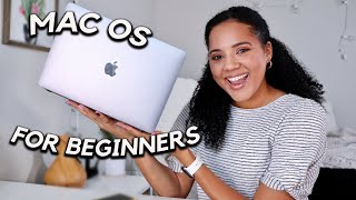 HOW TO USE YΟUR NEW MACBOOK: tips for using MacOS for beginners