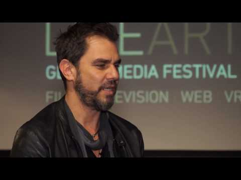 Ariel Vromen interview at the LifeArt Global Media Festival