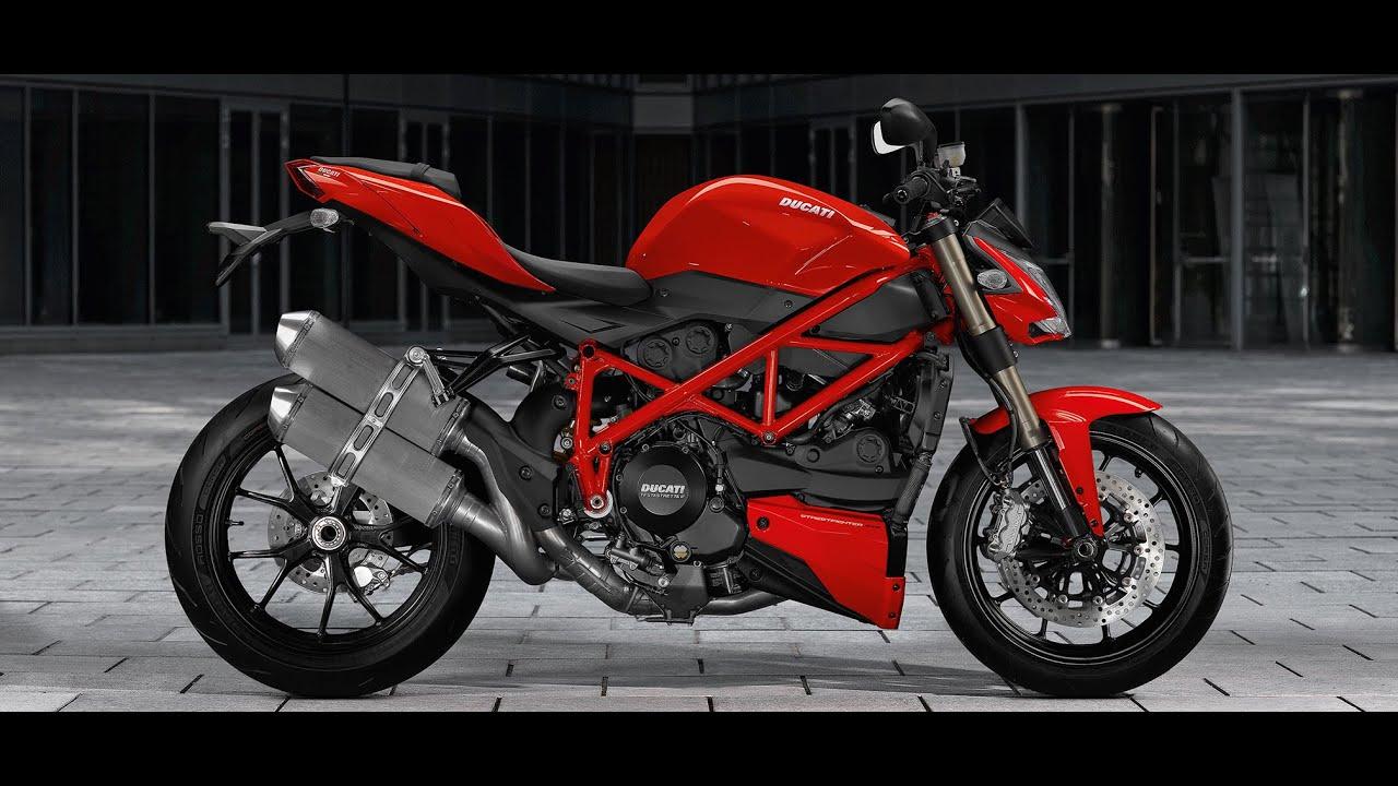 Ducati Streetfighter Performance
