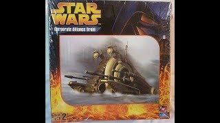 AMT Star Wars Corporate Alliance Droid Model Kit Complete