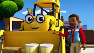 Bob the Builder | Scoop's Scoops \ Scoop and Leo sing ⭐Big Collection | New Episodes HD⭐ Kids Movies