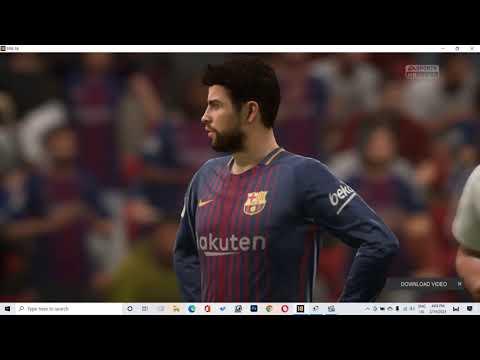 #FIFA20FIFA 20 | Barcelona vs Real Madrid- UEFA Champions League - Full Match & Gameplay
