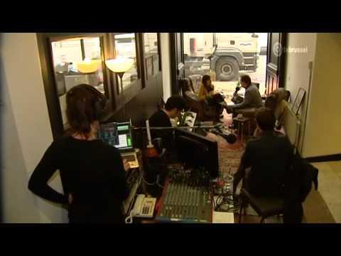 TV Brussel @ Radio De Volksmacht