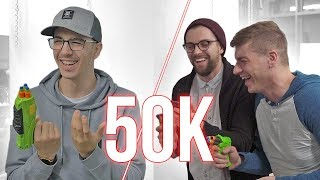 Le clash des 50k avec GaboomFilms Qc