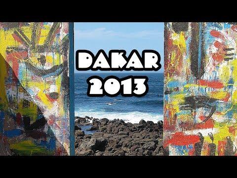 Dakar visit 2013