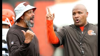 Terry Pluto is talking Cleveland Browns, 'Hard Knocks' and the coach conflict