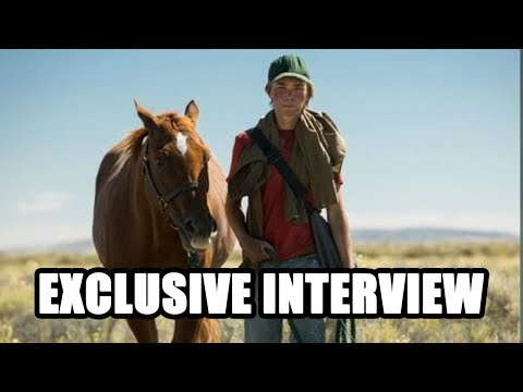 Lean on Pete - Director Andrew Haigh Exclusive Interview