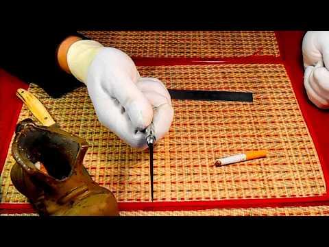 Как сделать мундштук для сигарет своими руками