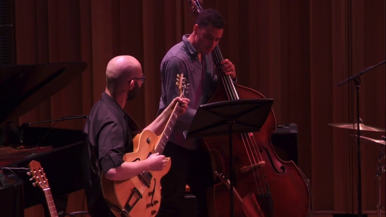 Lucas Longaresi Trio - Think Twice