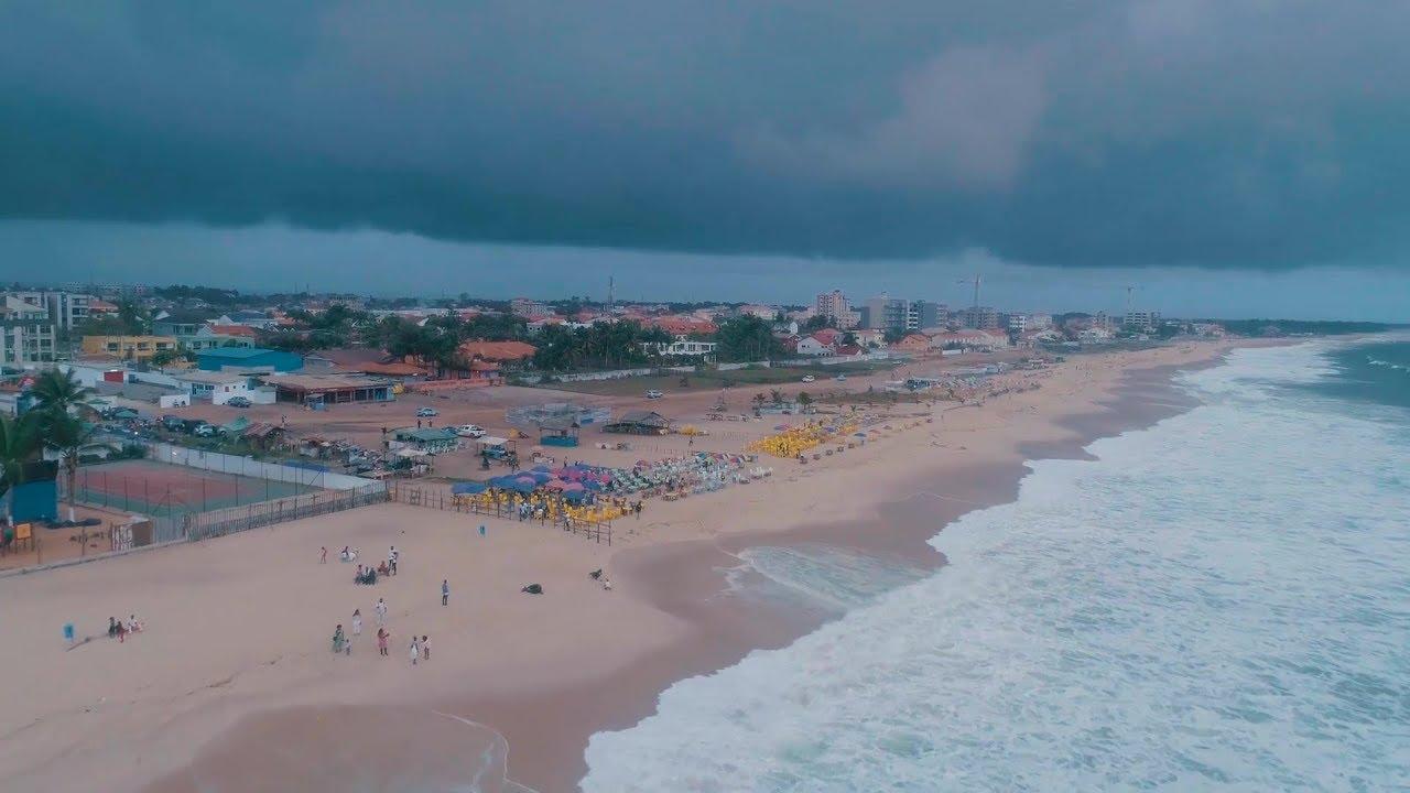 Pointe noire congo plage