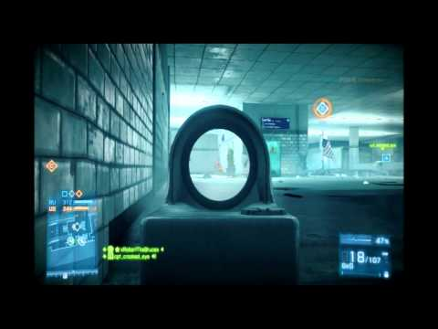 Owning Operation Metro (Battlefield 3)