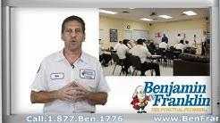 Benjamin Franklin Plumbing - Find A Career In Plumbing - Yorkville Illinois - Plumber