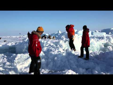 Polar Explorers North Pole 2011 Highlights