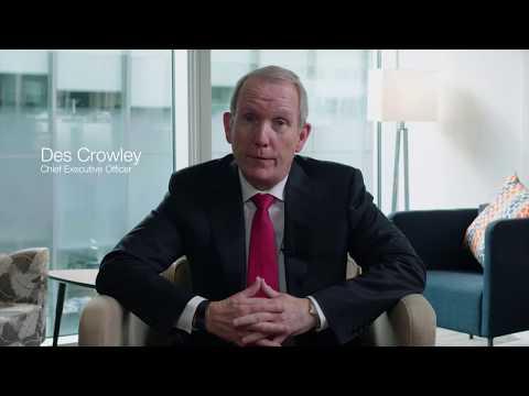 CEO Des Crowley on #InspiringPartnerships