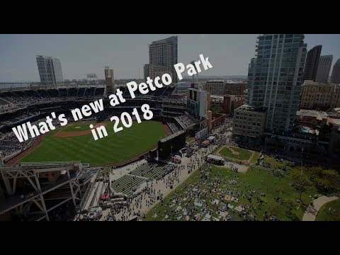 What's New at Petco Park in 2018 | San Diego Union-Tribune