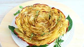 Giant Potato Rose / Gigantesca Rosa di Patate
