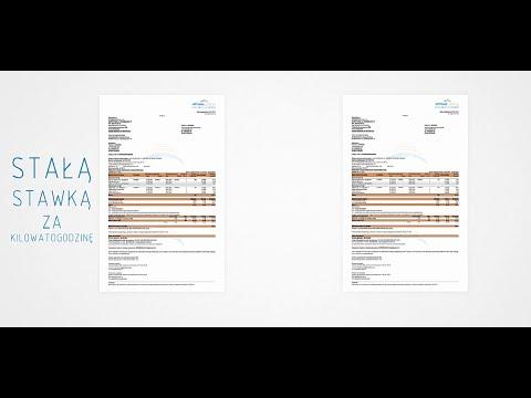 Rachunek za prąd dla domu Tauron. Taryfa G11 i G12