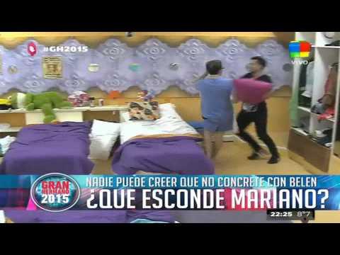 Los secretos de Mariano dentro de la casa