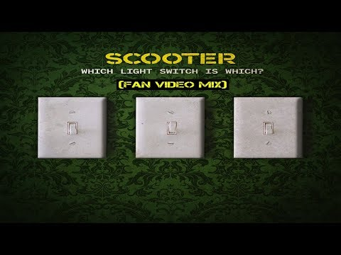 Scooter – Which Light Switch Is Which (Fan Video Mix)