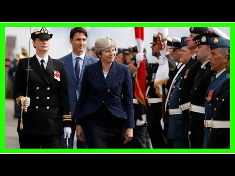 Latest News 365 - Maple brexit? The EU canada trade models eyes United Kingdom