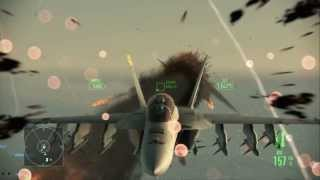 Ace Combat: Assault Horizon: Mission 5 The Shark (HD)