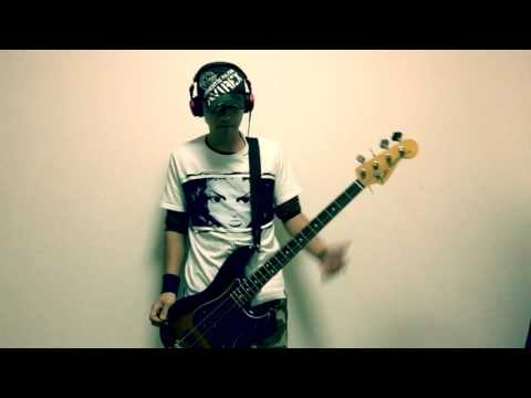 【Bass cover】Midi surf【THE MAD CAPSULE MARKETS】