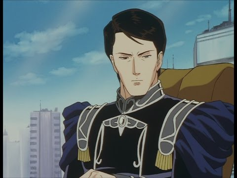 Norio Wakamoto's best role (Oskar von Reuenthal)