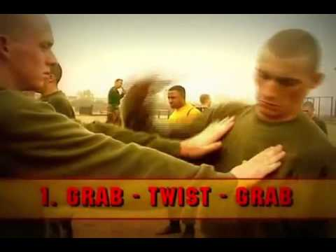 Marine corps line training