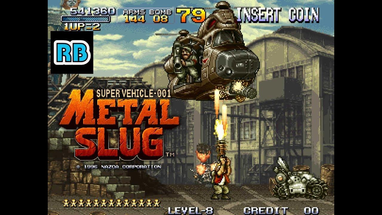Metal Slug 2 Lv8