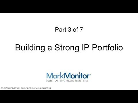 Building a Strong IP Portfolio
