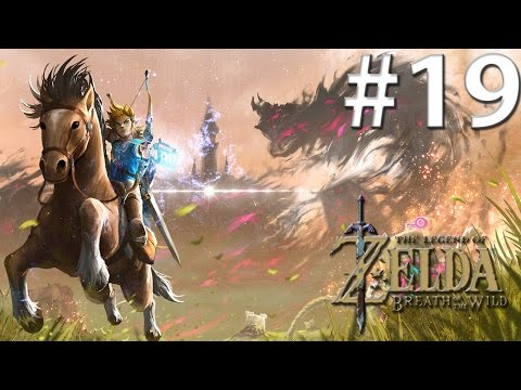 The Legend of Zelda Breath of the Wild | Capitulo 19 (Nintendo Switch)