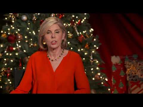 "A Bad Moms Christmas: Christine Baranski ""Ruth"" Behind the Scenes Interview"