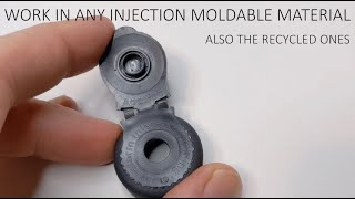 Enabling the Packaging Industries   Freeform Injection Molding by AddiFab