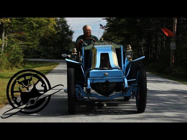 Fire It Up! | 1907 Renault Vanderbilt Racer
