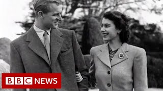 A look back at the life of Prince Philip - BBC News
